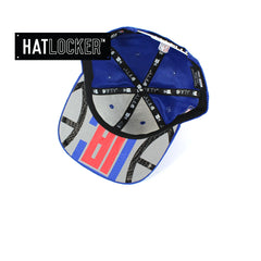New Era - LA Clippers On-Court Draft Collection Snapback