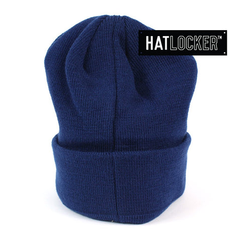 New Era LA Dodgers OTC 6 Dart Royal Knit Beanie Australia