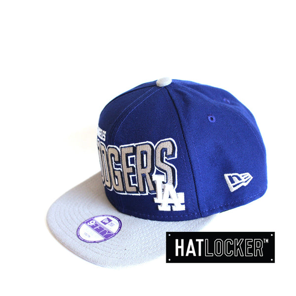 New Era - LA Dodgers MLB Striker Youth Snapback