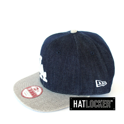 New Era - LA Dodgers Material Mix Snapback