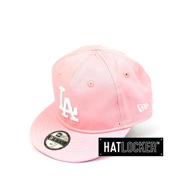 New Era LA Dodgers Pink My 1st Baseball Snapback Cap