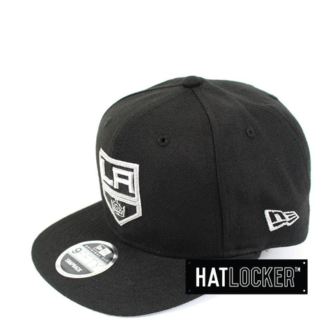 New Era - LA Kings Team Snapback