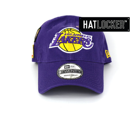 New Era LA Lakers 2018 NBA Draft Curved Brim Cap