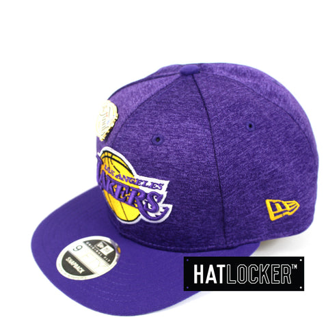 New Era - LA Lakers NBA Pin Snapback