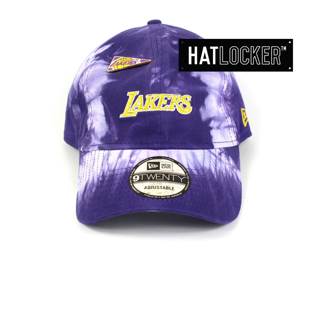 New Era - LA Lakers NBA Pin Curved Brim