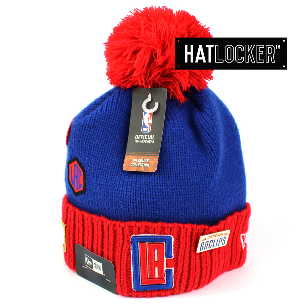 New Era LA Clippers 2018 NBA Draft Beanie
