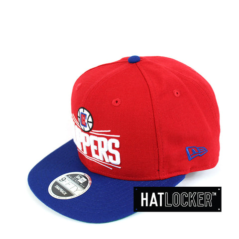 New Era - LA Clippers Two Tone Team Snapback
