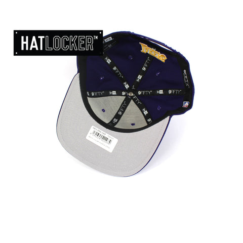 Hat Locker Australia New Era NBA LA Lakers Mix Up Snapback Hat Under
