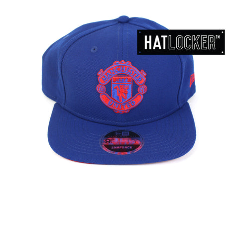 New Era Manchester United FC Team Away Jersey Snapback