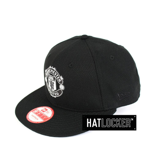 New Era - Manchester United FC Diamond Era Black Snapback