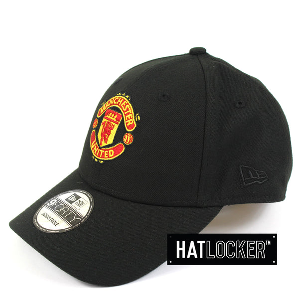 New Era Manchester United FC Team Alt Curved Brim Hat