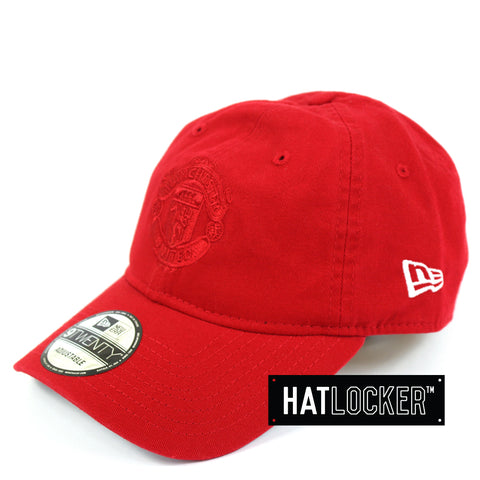 New Era Manchester United FC Tonal Curved Brim Cap