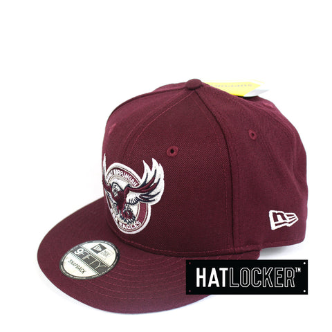 New Era - Manly Warringah Sea Eagles Home Classic Snapback