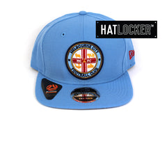 New Era Melbourne City FC Core Cap Snapback Hat