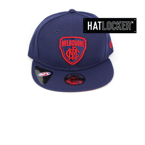 New Era Melbourne Demons 2019 Core Kids Snapback Cap