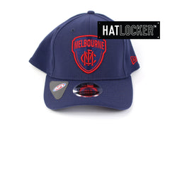 New Era Melbourne Demons 2019 Core Precurved Snapback Cap