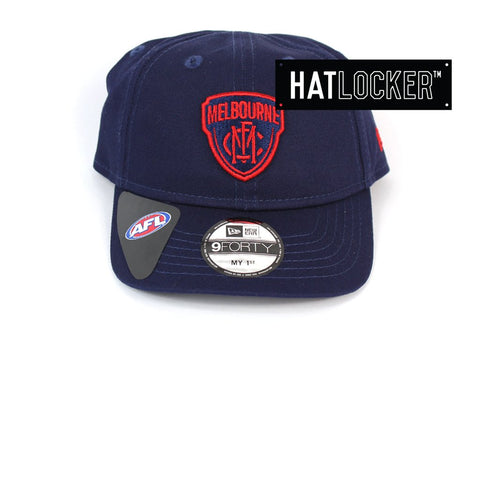 AFL New Era Melbourne Demons My 1st 9Forty Sports Cap