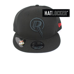 New Era - Melbourne Renegades Post Game Black Snapback