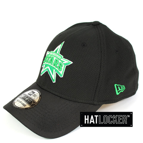 New Era Melbourne Stars BBL 08 Training Curved Brim Cap