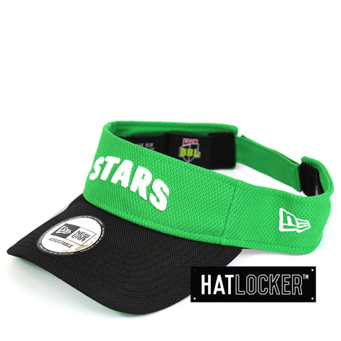 New Era Melbourne Stars BBL 08 Visor Hat