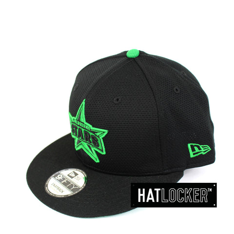 New Era - Melbourne Stars Post Game Black Snapback