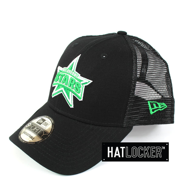 New Era Melbourne Stars Trucker Curved Brim