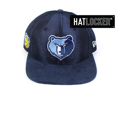 New Era - Memphis Grizzlies On-Court Draft Collection Snapback