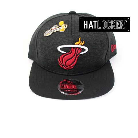 New Era - Miami Heat NBA Pin Snapback