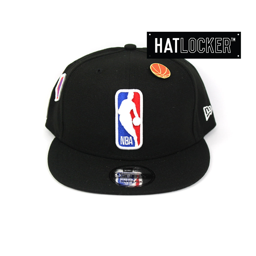 New Era NBA Logoman 2018 Draft Snapback Cap d812ab4ed112
