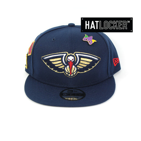 New Era New Orleans Pelicans 2018 NBA Draft Snapback Hat