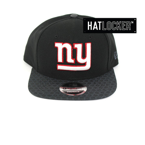 New Era - New York Giants 2017 Sideline Snapback