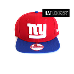 New Era - New York Giants 2 Tone Team Snapback
