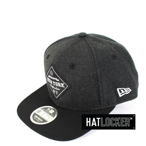 New Era - New York Highlanders Patch Snapback