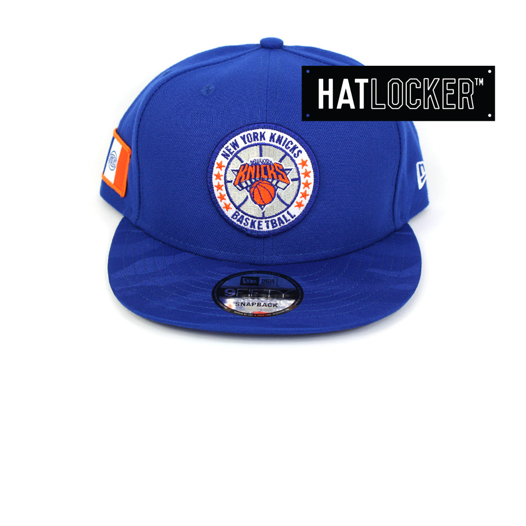 New Era New York Knicks 2018 NBA Tip Off Team Colour Snapback