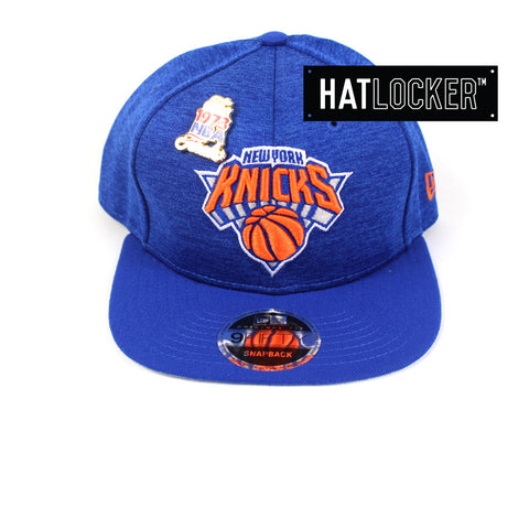 New Era - New York Knicks NBA Pin Snapback