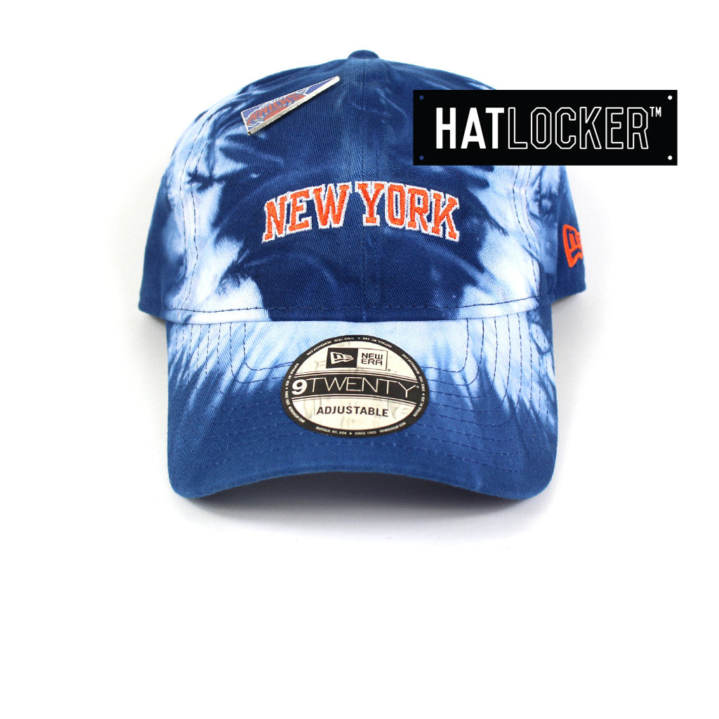 New Era - New York Knicks NBA Pin Curved Brim