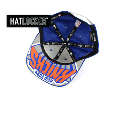 New Era - New York Knicks On-Court Draft Collection Snapback