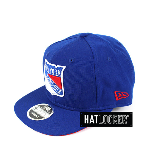 New Era - New York Rangers Team Snapback