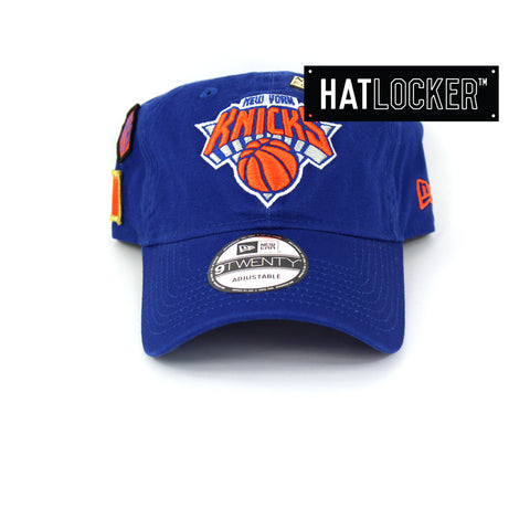 New Era New York Knicks 2018 NBA Draft Curved Brim Cap