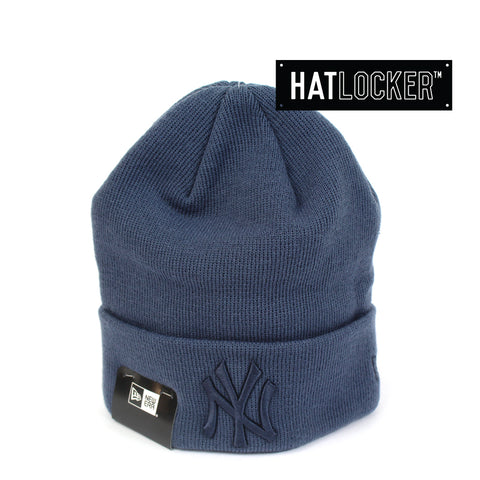 New Era New York Yankees Pacific Blue Beanie