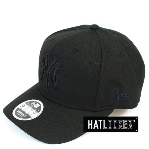 New Era New York Yankees Team Pop Precurved Snapback