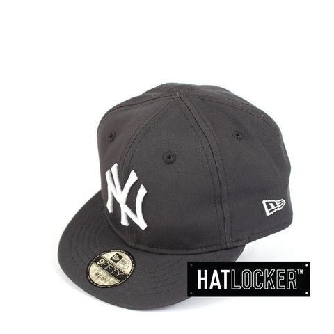 New Era New York Yankees Graphite My 1st Baseball Snapback Cap