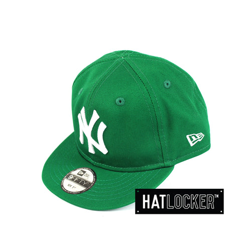 New Era New York Yankees Green My 1st MLB Snapback