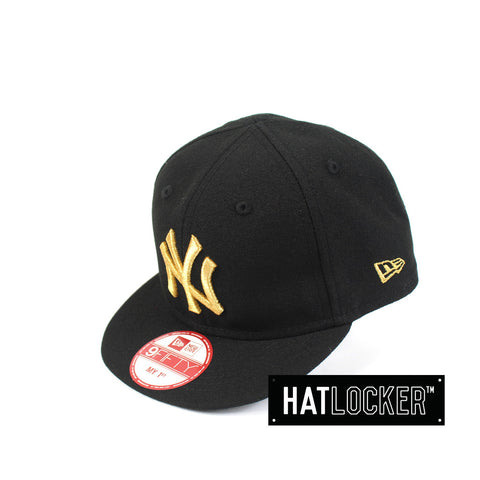 New Era - New York Yankees Metallic Gold My 1st Snapback