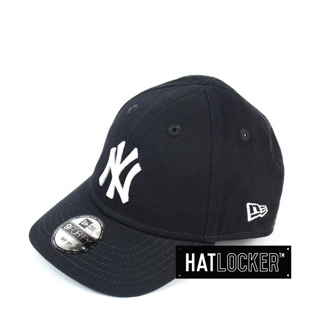 New Era MLB New York Yankees Navy My 1st 9Forty Curved Cap