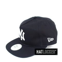 New Era - New York Yankees Old Golfer Navy Strapback