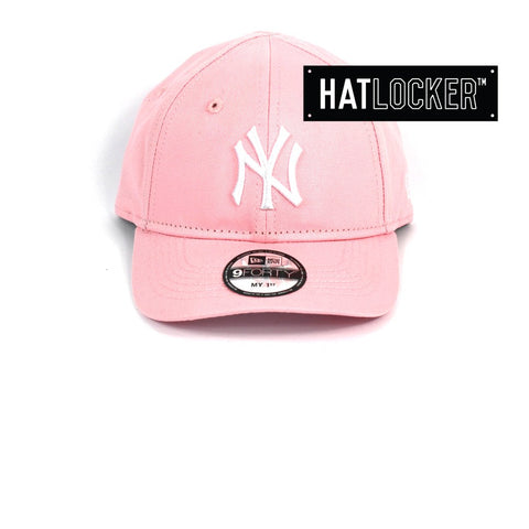 New Era New York Yankees Baseball Pink My 1st 9Forty Sports Cap