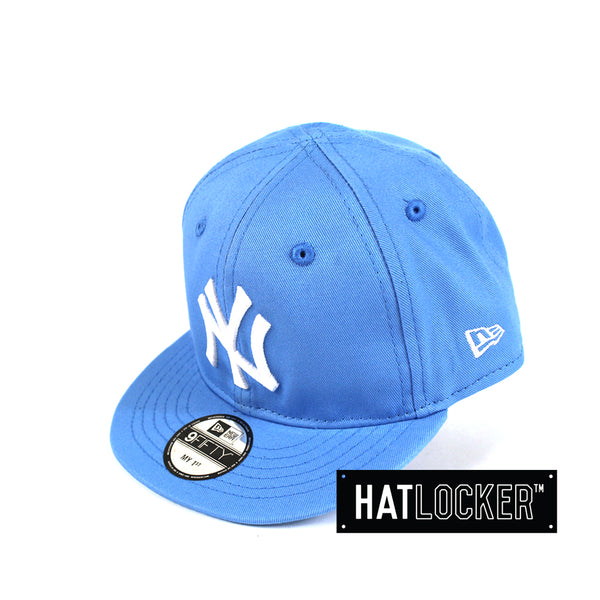 New Era New York Yankees Sky Blue My 1st MLB Snapback