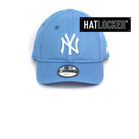 MLB New Era New York Yankees Sky Blue My 1st 9Forty Sports Cap