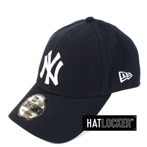 New Era New York Yankees The League Curved Brim Hat